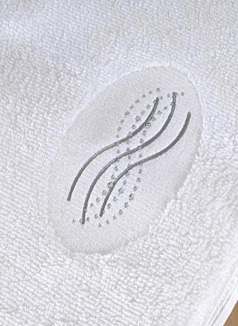 İrya Banyo Paspası 60*90 Beyaz